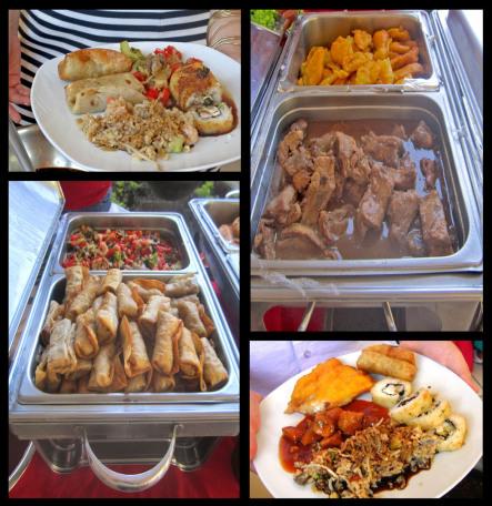Buffet oriental